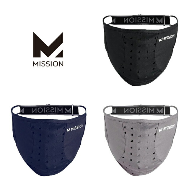 MISSION [ミッション]ALL SEASON ADJUSTABLE SPORT MASK [109478/109479/109480] アジャスタブル スポーツ マスク_f0051306_17275332.jpg