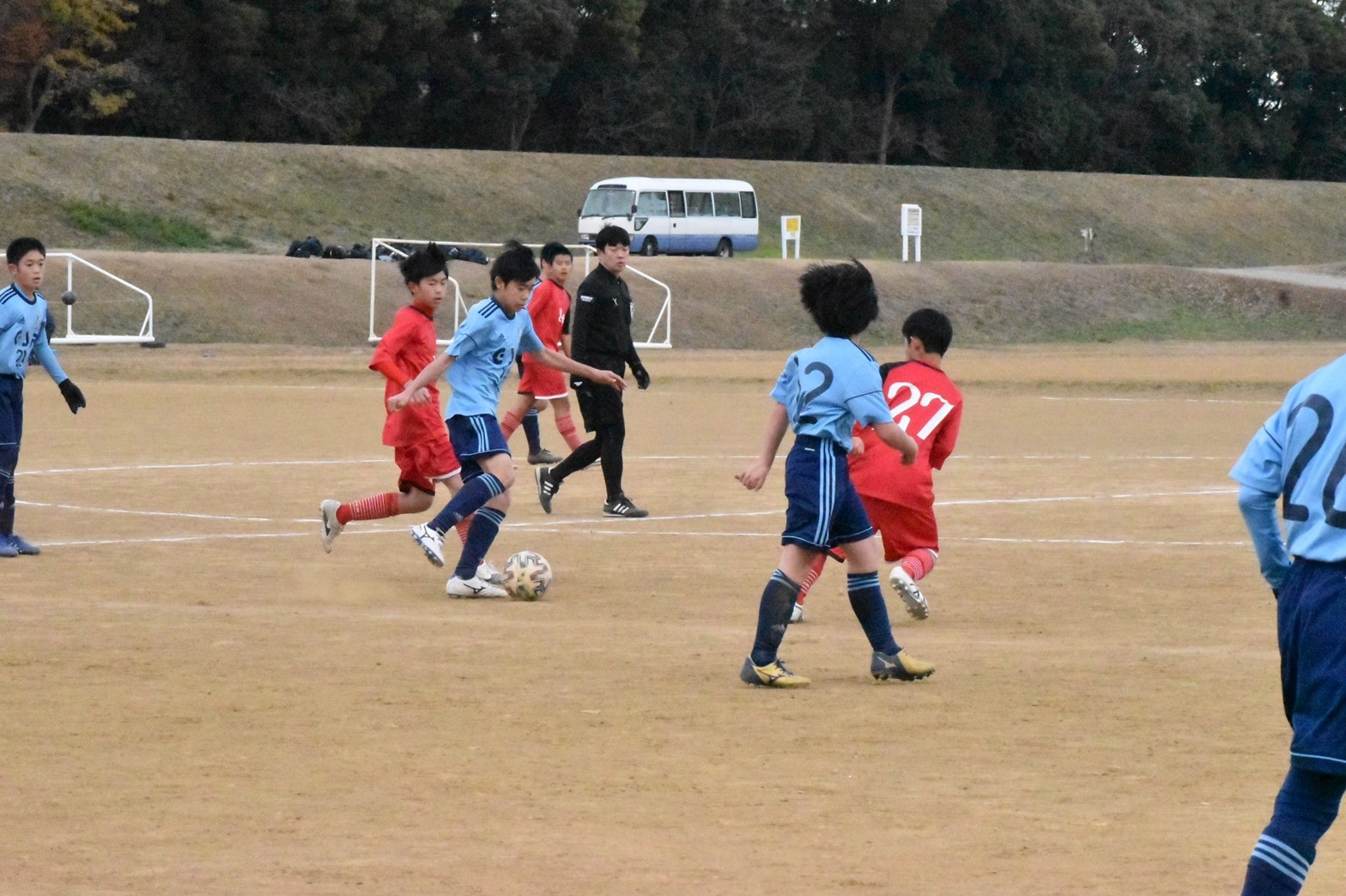 12月19日(土)U-13リーグ第4節大豆戸FC B+1年間の総評_a0109314_23225549.jpeg