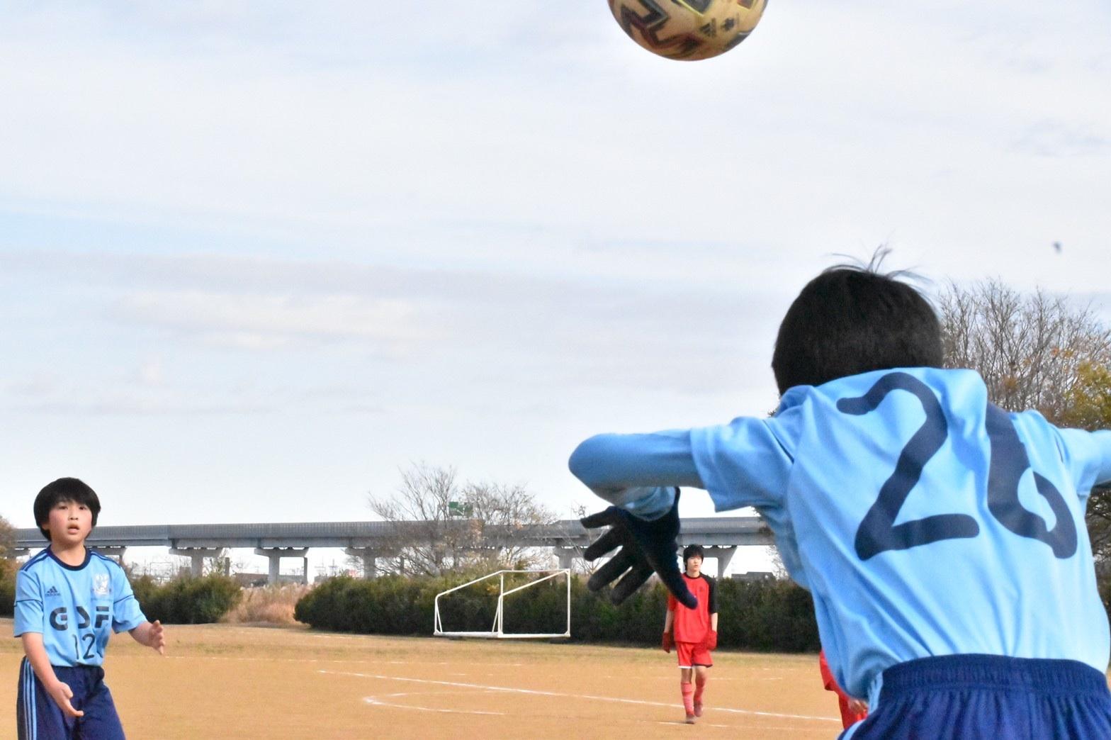 12月19日(土)U-13リーグ第4節大豆戸FC B+1年間の総評_a0109314_23231931.jpeg