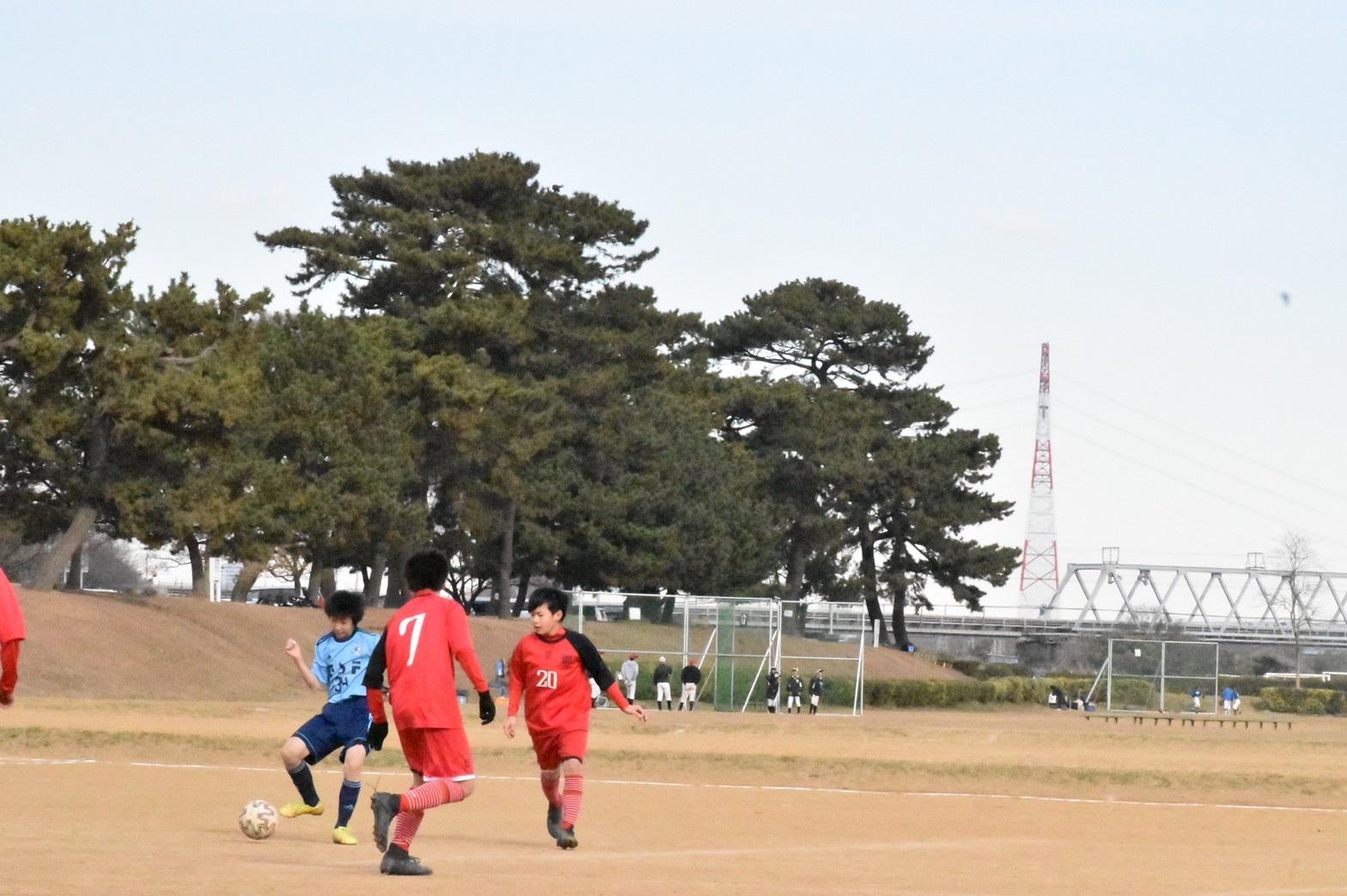 12月19日(土)U-13リーグ第4節大豆戸FC B+1年間の総評_a0109314_23233365.jpeg