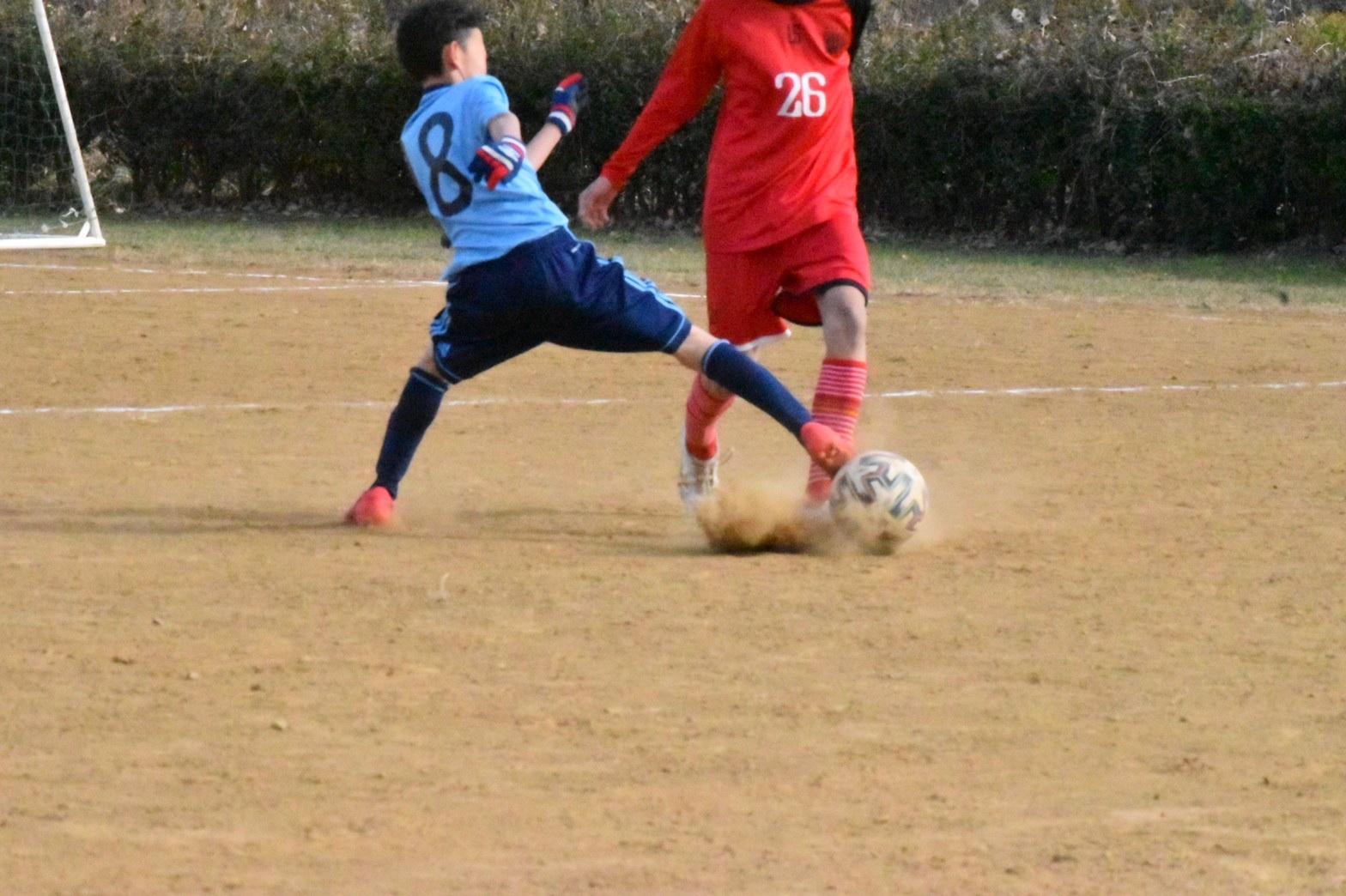 12月19日(土)U-13リーグ第4節大豆戸FC B+1年間の総評_a0109314_23234151.jpeg