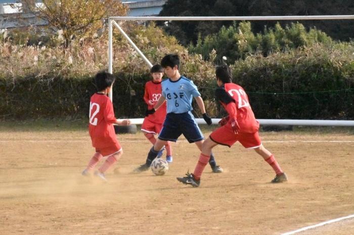12月19日(土)U-13リーグ第4節大豆戸FC B+1年間の総評_a0109314_23244712.jpeg