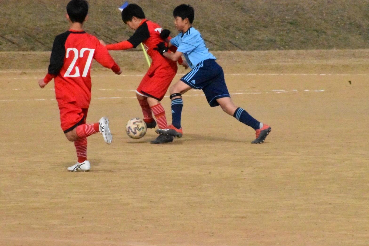 12月19日(土)U-13リーグ第4節大豆戸FC B+1年間の総評_a0109314_23251490.jpeg
