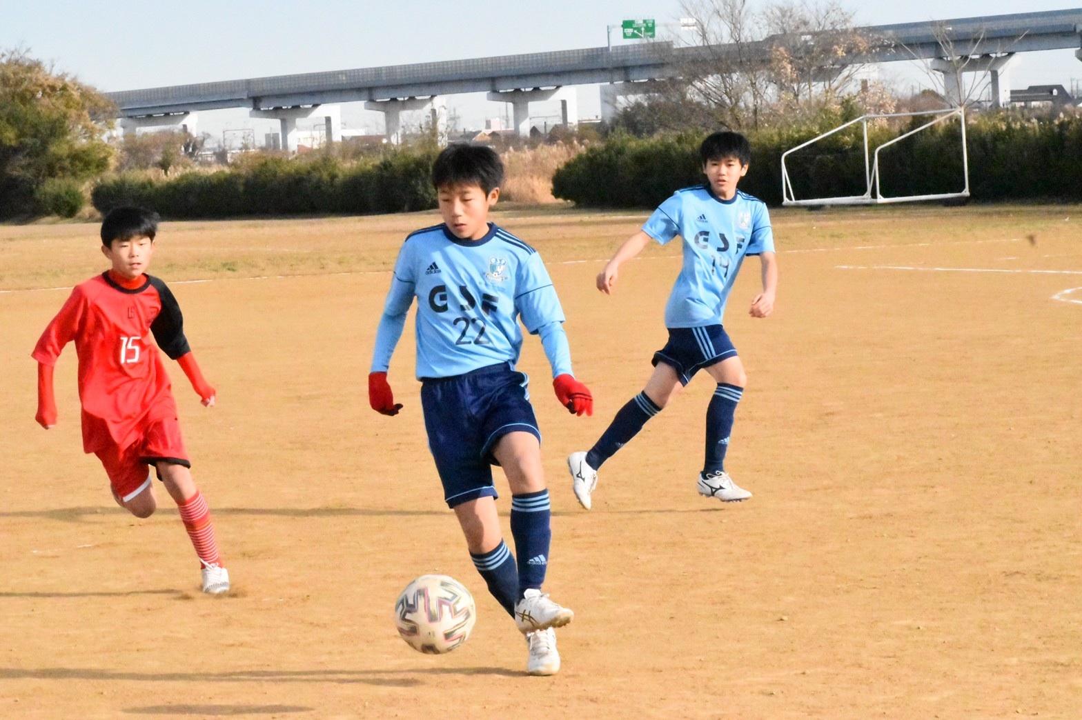 12月19日(土)U-13リーグ第4節大豆戸FC B+1年間の総評_a0109314_23253469.jpeg