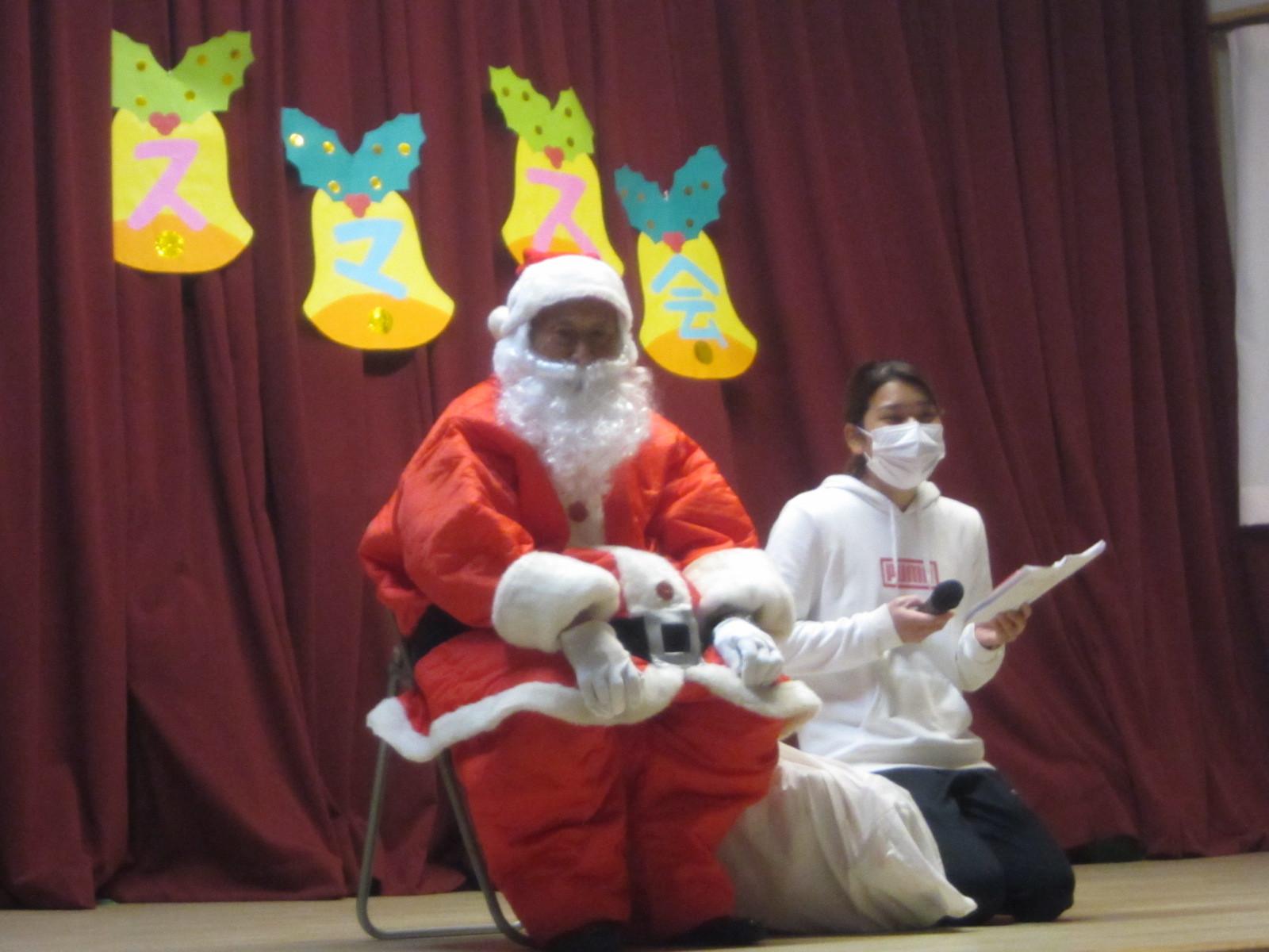 クリスマス会_d0091723_11443845.jpg