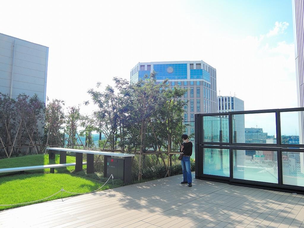 ある風景:JR Yokohama Tower@Yokohama #16_d0393923_22580717.jpg