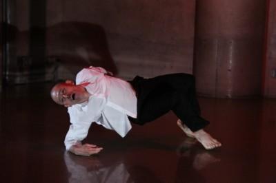 今年最後を飾った「ダンスブッリッジ」3組の物語るダンスで幕となる_d0178431_18173485.jpg