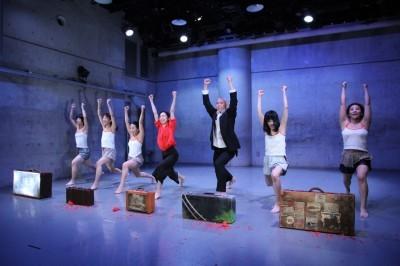 今年最後を飾った「ダンスブッリッジ」3組の物語るダンスで幕となる_d0178431_20270202.jpg