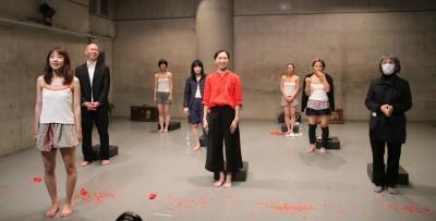 今年最後を飾った「ダンスブッリッジ」3組の物語るダンスで幕となる_d0178431_20285637.jpg