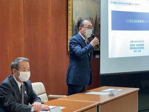 11月27日 次世代産業振興議員連盟AI・IoT部会を開催_d0225737_17281018.jpg