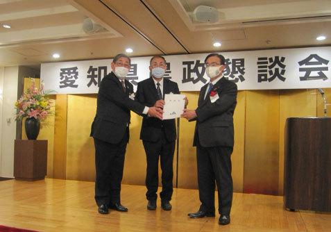 12月14日 愛知県農政懇談会を開催_d0225737_17403088.jpg