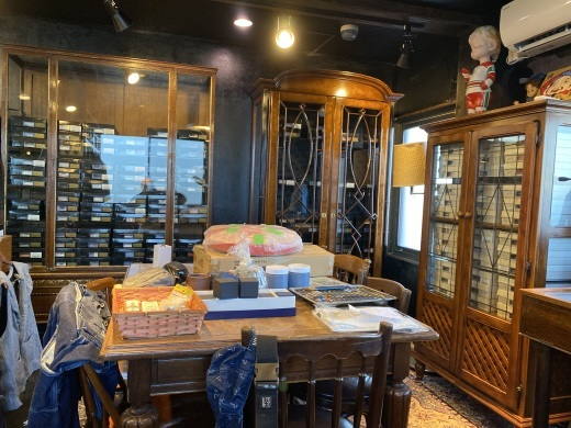 奈良 EVISU 会館 Studio Store_a0154045_15431700.jpg