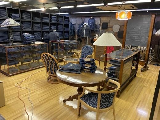 奈良 EVISU 会館 Studio Store_a0154045_15445315.jpeg
