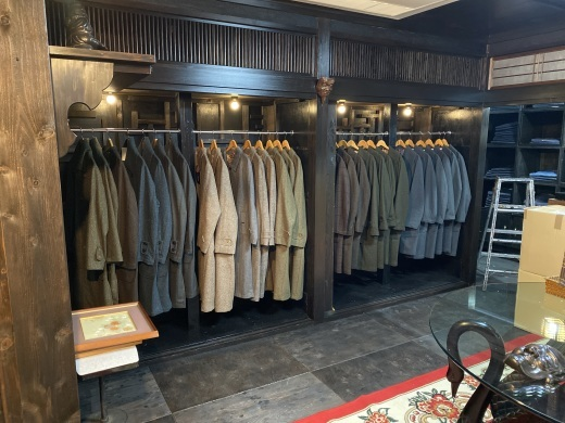 奈良 EVISU 会館 Studio Store_a0154045_15582562.jpg