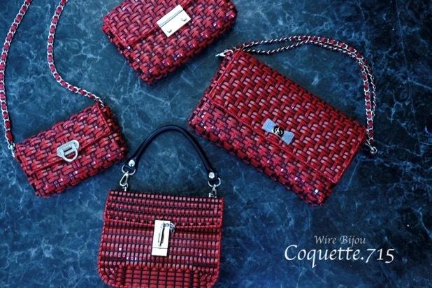 Wire Bijou Coquette.715認定コース_d0078355_17500917.jpg