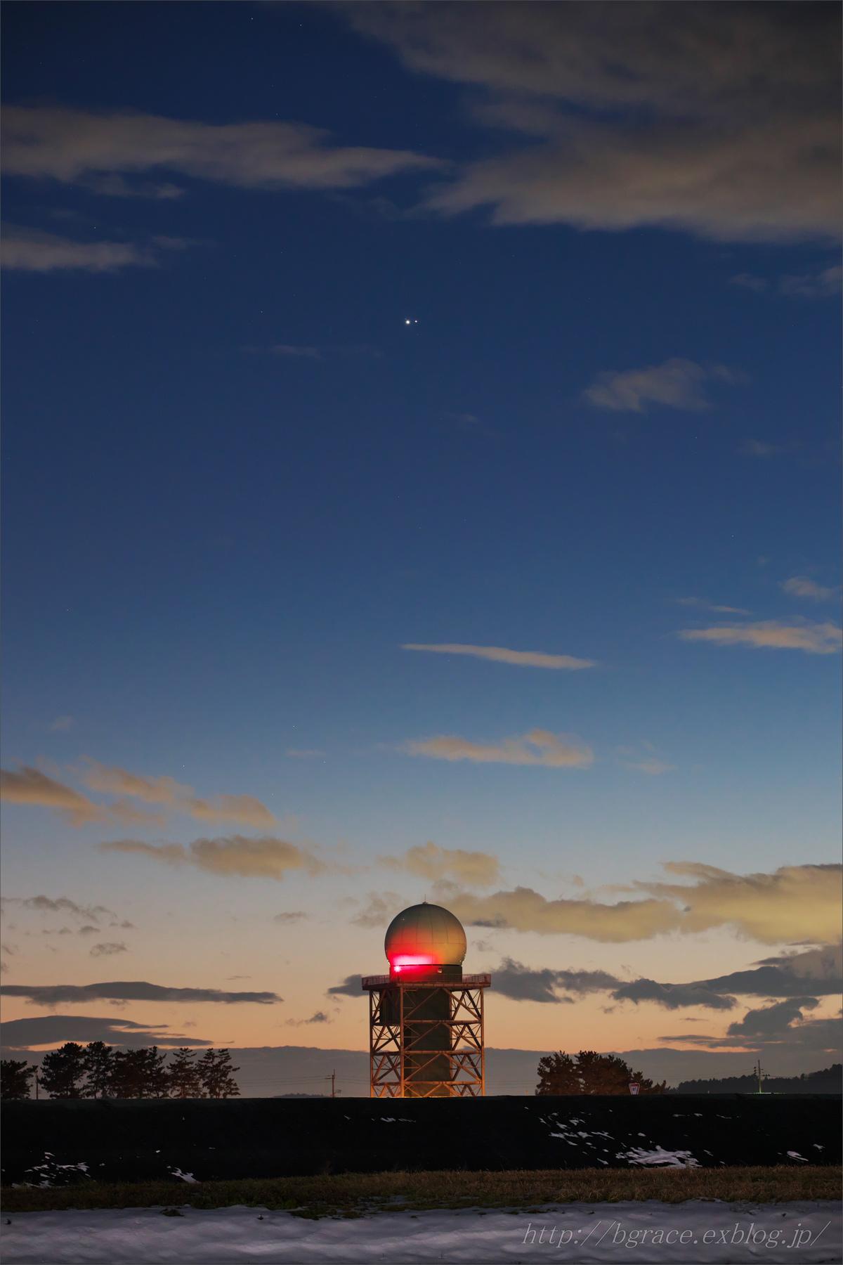 木星と土星の大接近 / ラスト_b0191074_23032640.jpg