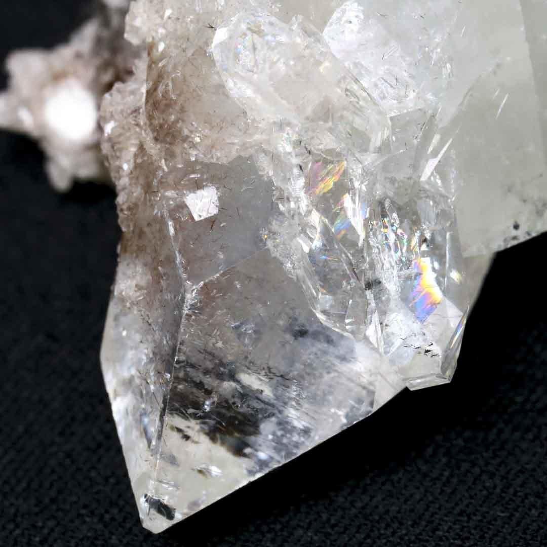 和名:魚岩石の名を持つアポフィライトの原石_d0303974_18095206.jpg