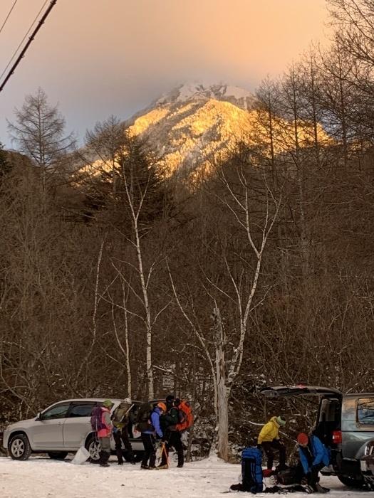 八ヶ岳でシーズン初アイス_d0138986_08460336.jpeg