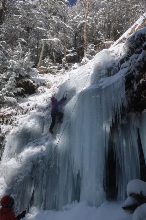 八ヶ岳でシーズン初アイス_d0138986_08464985.jpeg