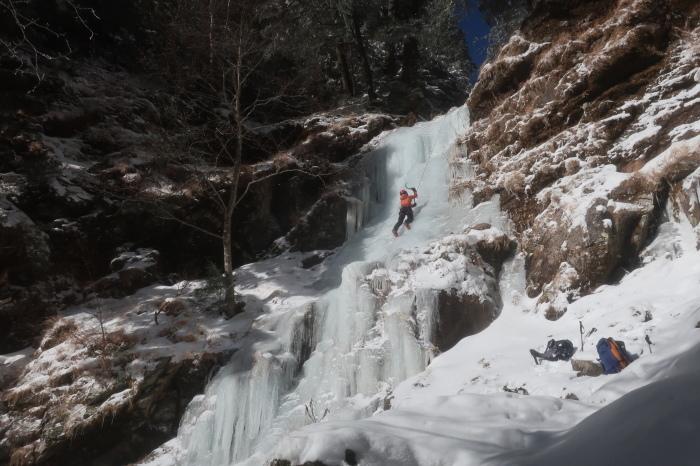 八ヶ岳でシーズン初アイス_d0138986_08473210.jpeg
