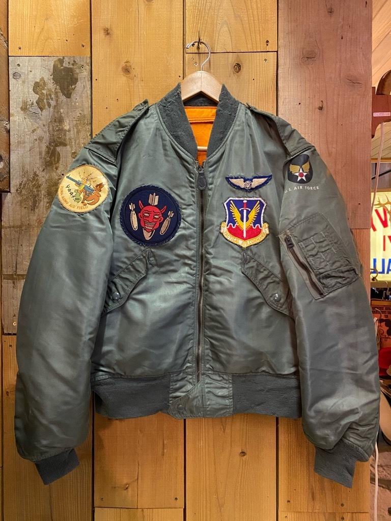 12月23日(水)マグネッツ大阪店Vintage入荷日!! #6 U.S.AirForce編!! C-1 SurvivalVest,L-2B,N-2B,K-2B!!_c0078587_02045607.jpg