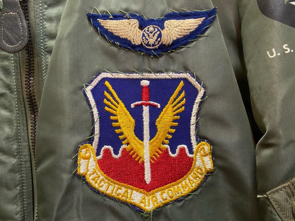 12月23日(水)マグネッツ大阪店Vintage入荷日!! #6 U.S.AirForce編!! C-1 SurvivalVest,L-2B,N-2B,K-2B!!_c0078587_02050404.jpg