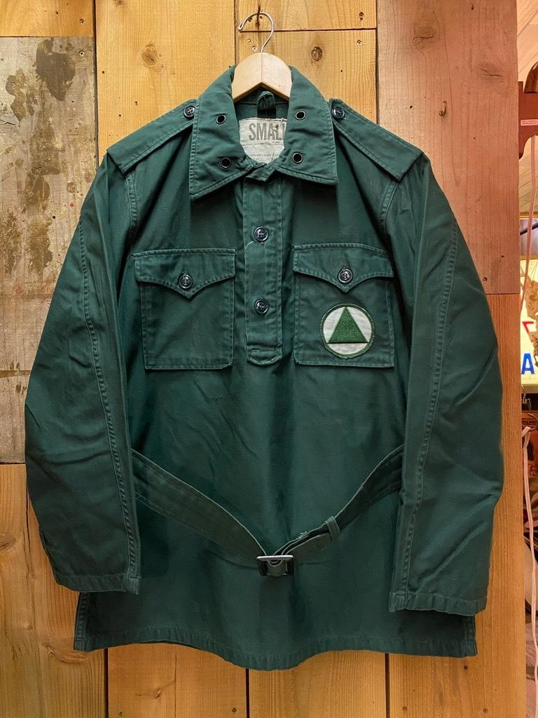12月23日(水)マグネッツ大阪店Vintage入荷日!! #7 U.S.Army編!! M-43 Frogskin,HBT Combat, SpecialShirt,M-51 Fishtail,Ag_c0078587_02264806.jpg
