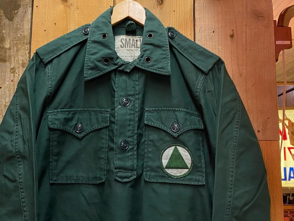 12月23日(水)マグネッツ大阪店Vintage入荷日!! #7 U.S.Army編!! M-43 Frogskin,HBT Combat, SpecialShirt,M-51 Fishtail,Ag_c0078587_02264910.jpg
