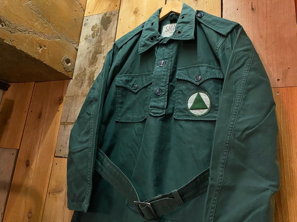 12月23日(水)マグネッツ大阪店Vintage入荷日!! #7 U.S.Army編!! M-43 Frogskin,HBT Combat, SpecialShirt,M-51 Fishtail,Ag_c0078587_02265129.jpg