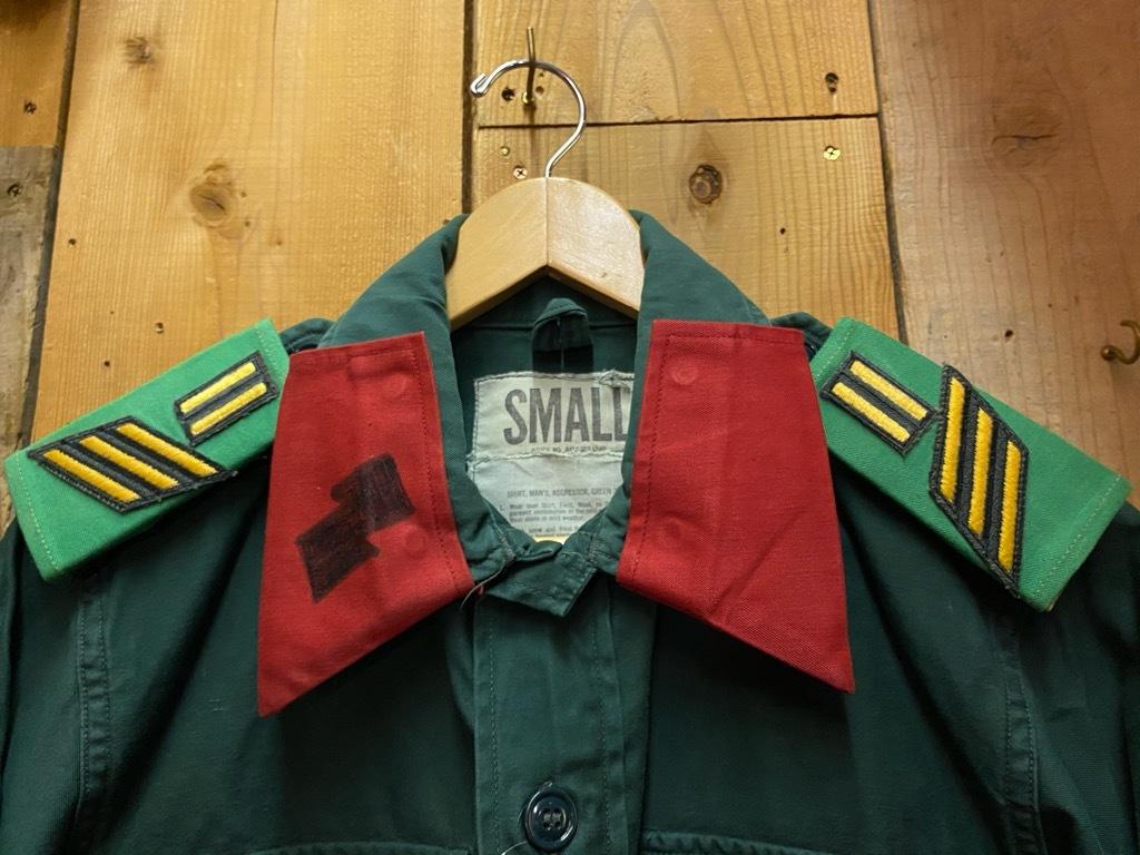 12月23日(水)マグネッツ大阪店Vintage入荷日!! #7 U.S.Army編!! M-43 Frogskin,HBT Combat, SpecialShirt,M-51 Fishtail,Ag_c0078587_02270979.jpg