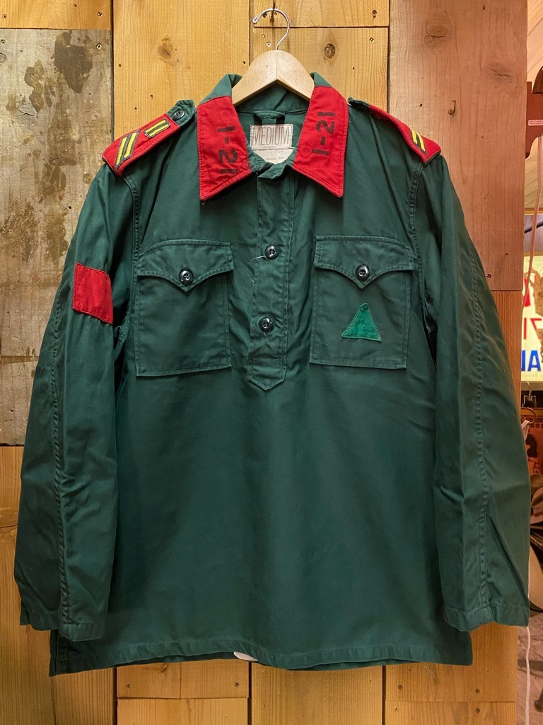 12月23日(水)マグネッツ大阪店Vintage入荷日!! #7 U.S.Army編!! M-43 Frogskin,HBT Combat, SpecialShirt,M-51 Fishtail,Ag_c0078587_02312933.jpg