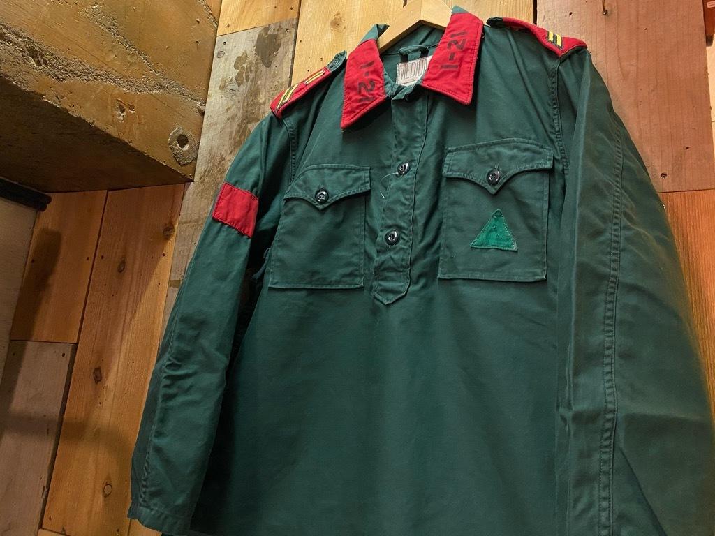 12月23日(水)マグネッツ大阪店Vintage入荷日!! #7 U.S.Army編!! M-43 Frogskin,HBT Combat, SpecialShirt,M-51 Fishtail,Ag_c0078587_02313392.jpg