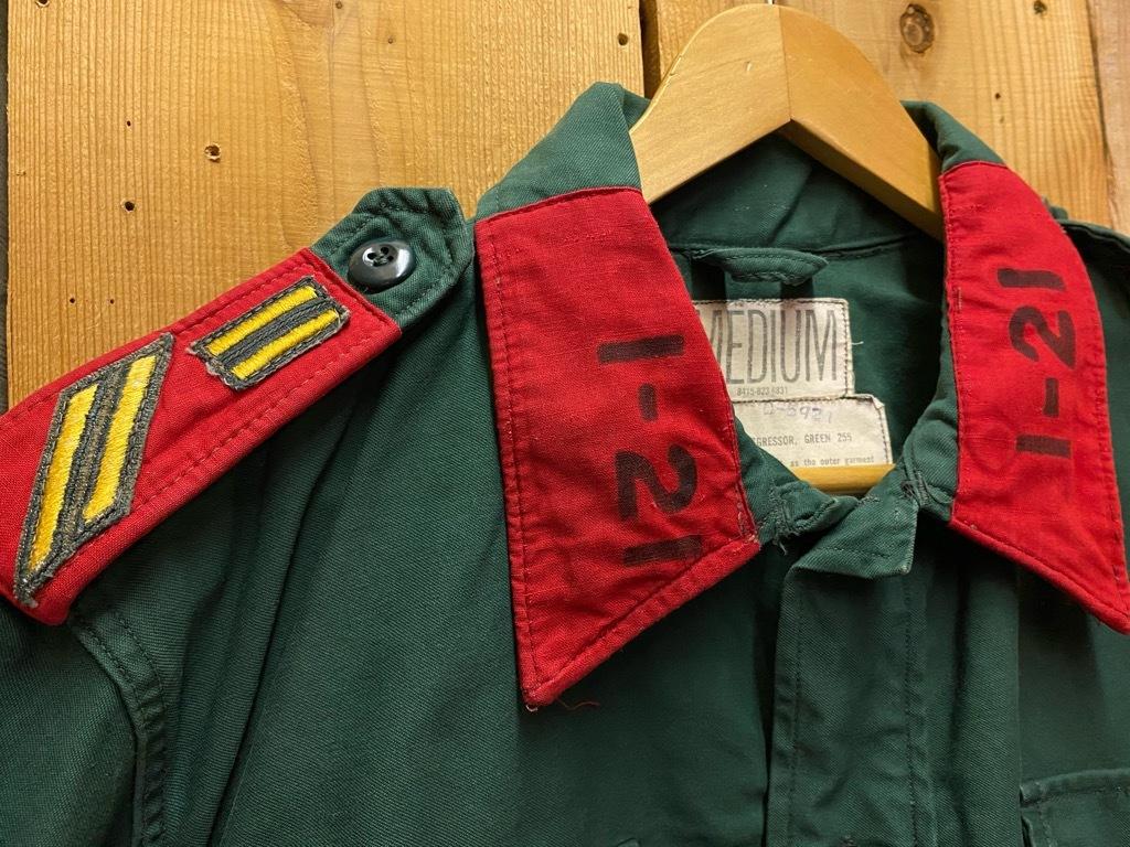 12月23日(水)マグネッツ大阪店Vintage入荷日!! #7 U.S.Army編!! M-43 Frogskin,HBT Combat, SpecialShirt,M-51 Fishtail,Ag_c0078587_02313540.jpg