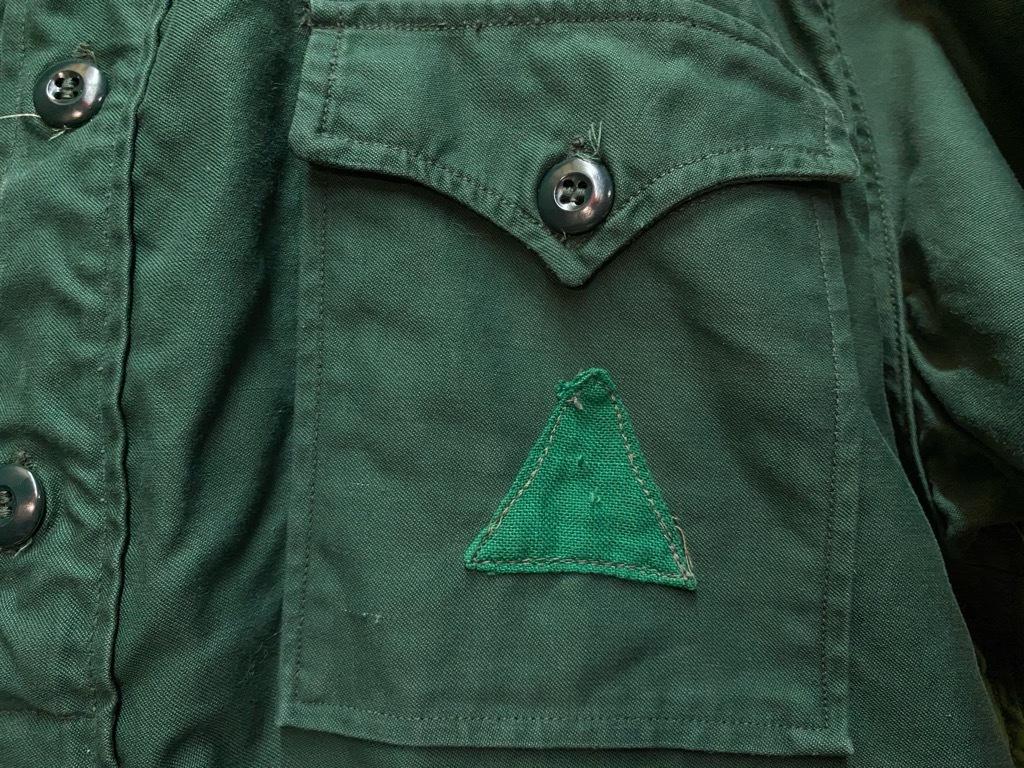 12月23日(水)マグネッツ大阪店Vintage入荷日!! #7 U.S.Army編!! M-43 Frogskin,HBT Combat, SpecialShirt,M-51 Fishtail,Ag_c0078587_02313649.jpg