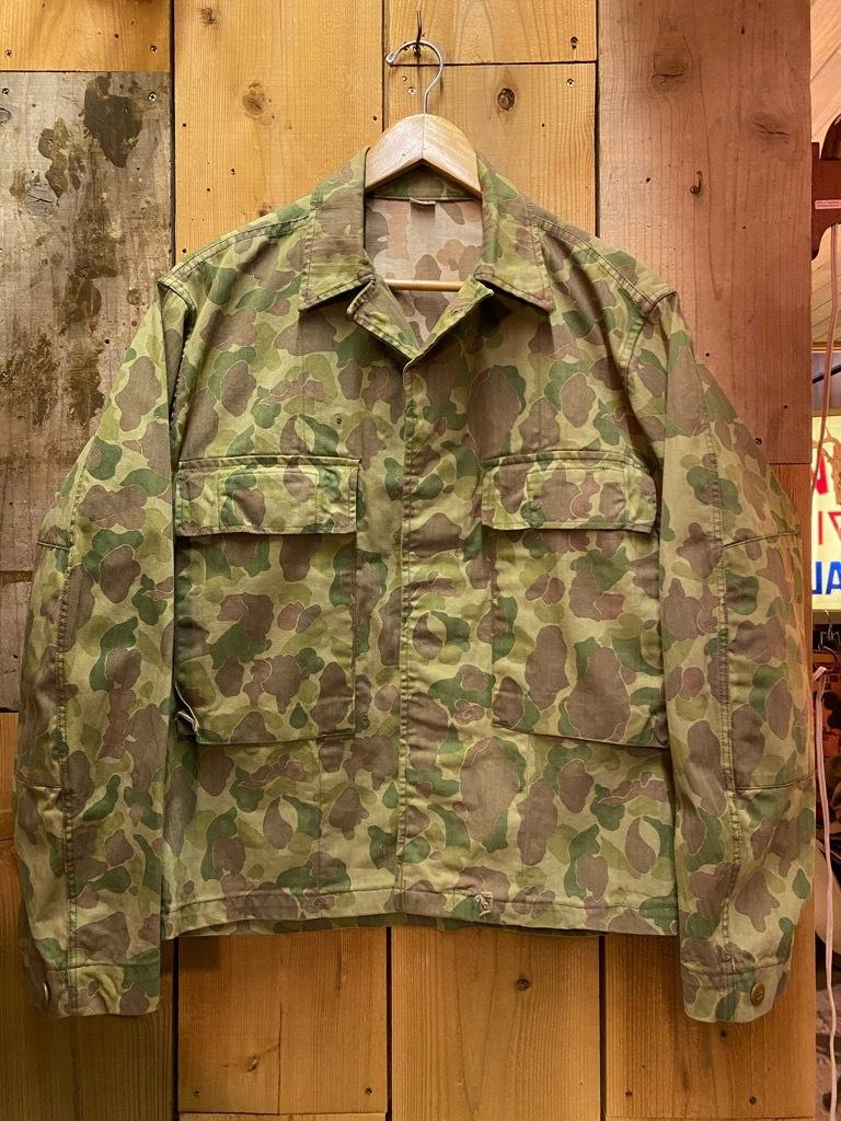 12月23日(水)マグネッツ大阪店Vintage入荷日!! #7 U.S.Army編!! M-43 Frogskin,HBT Combat, SpecialShirt,M-51 Fishtail,Ag_c0078587_02320883.jpg