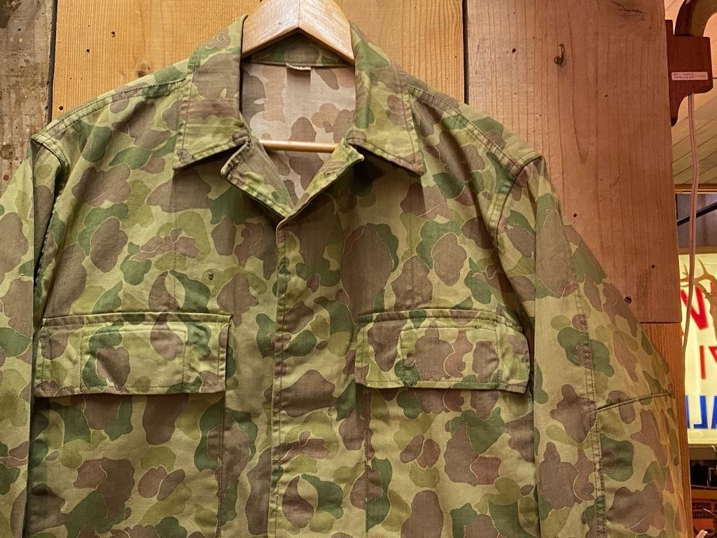 12月23日(水)マグネッツ大阪店Vintage入荷日!! #7 U.S.Army編!! M-43 Frogskin,HBT Combat, SpecialShirt,M-51 Fishtail,Ag_c0078587_02321043.jpg