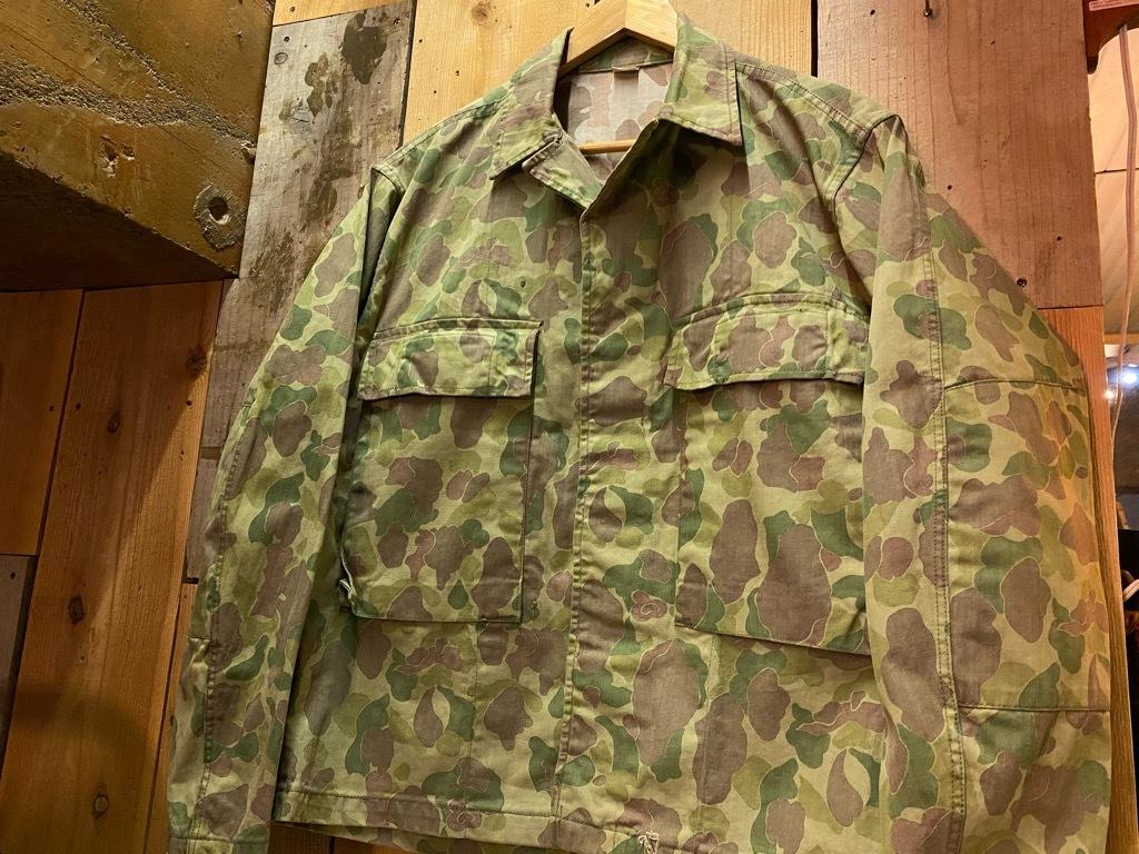 12月23日(水)マグネッツ大阪店Vintage入荷日!! #7 U.S.Army編!! M-43 Frogskin,HBT Combat, SpecialShirt,M-51 Fishtail,Ag_c0078587_02321114.jpg
