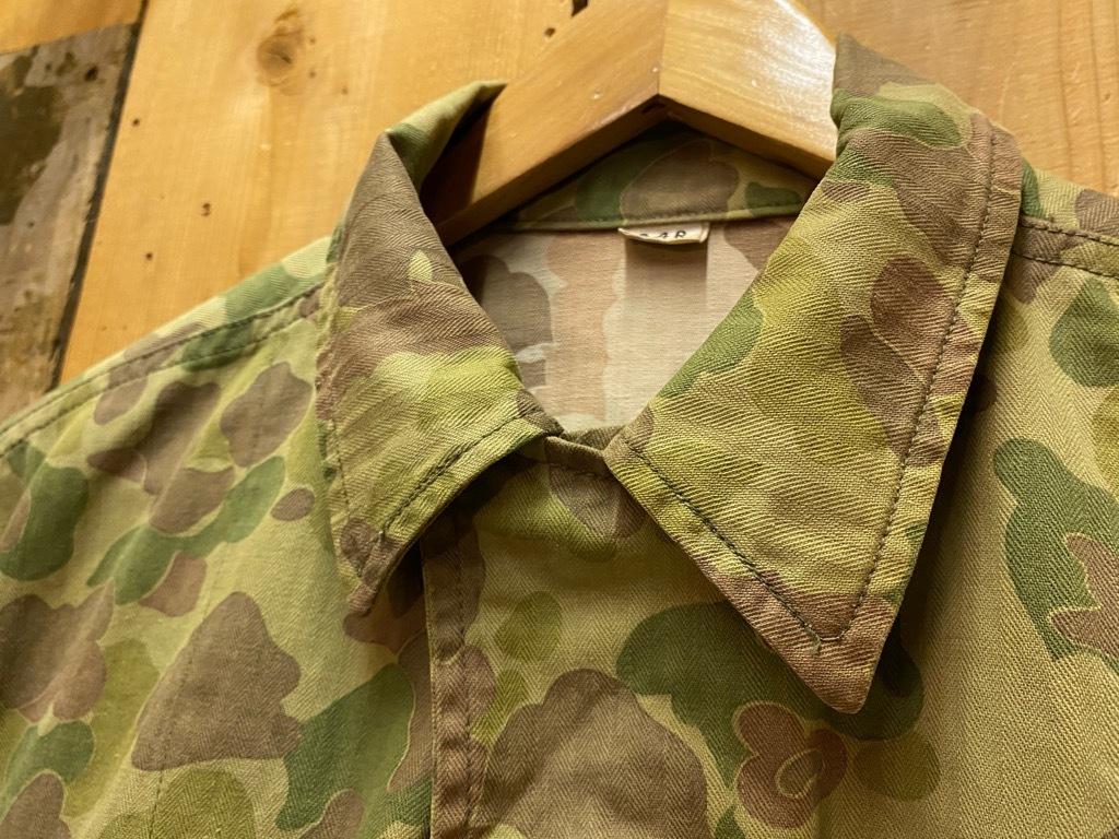 12月23日(水)マグネッツ大阪店Vintage入荷日!! #7 U.S.Army編!! M-43 Frogskin,HBT Combat, SpecialShirt,M-51 Fishtail,Ag_c0078587_02321576.jpg