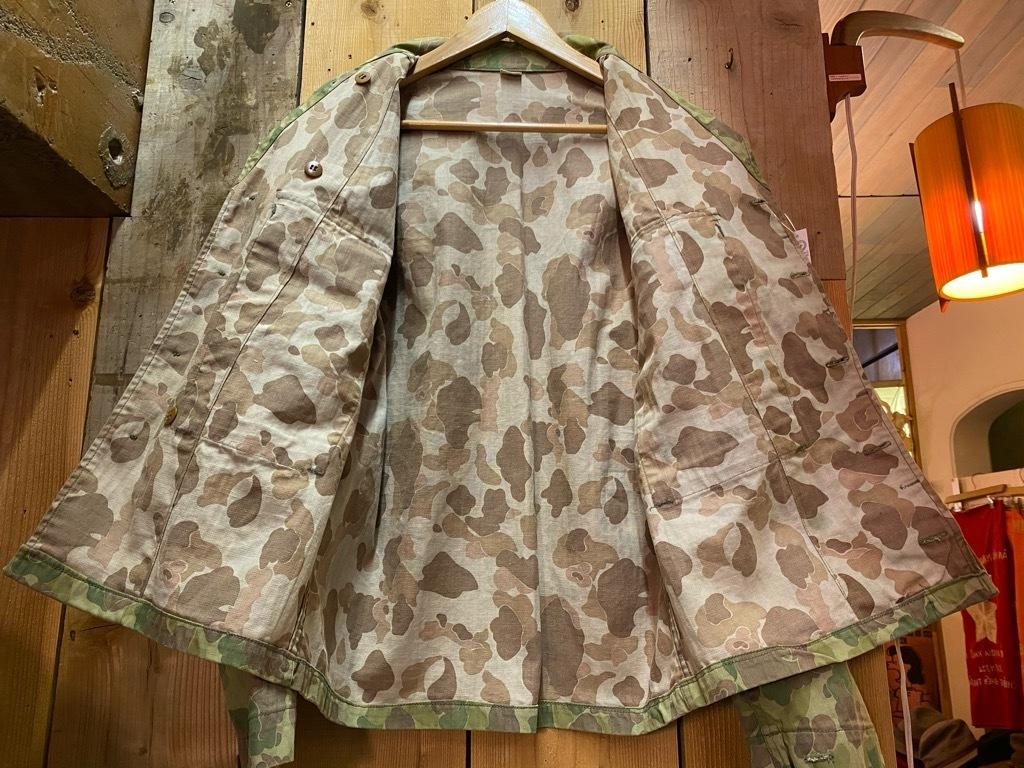 12月23日(水)マグネッツ大阪店Vintage入荷日!! #7 U.S.Army編!! M-43 Frogskin,HBT Combat, SpecialShirt,M-51 Fishtail,Ag_c0078587_02322654.jpg