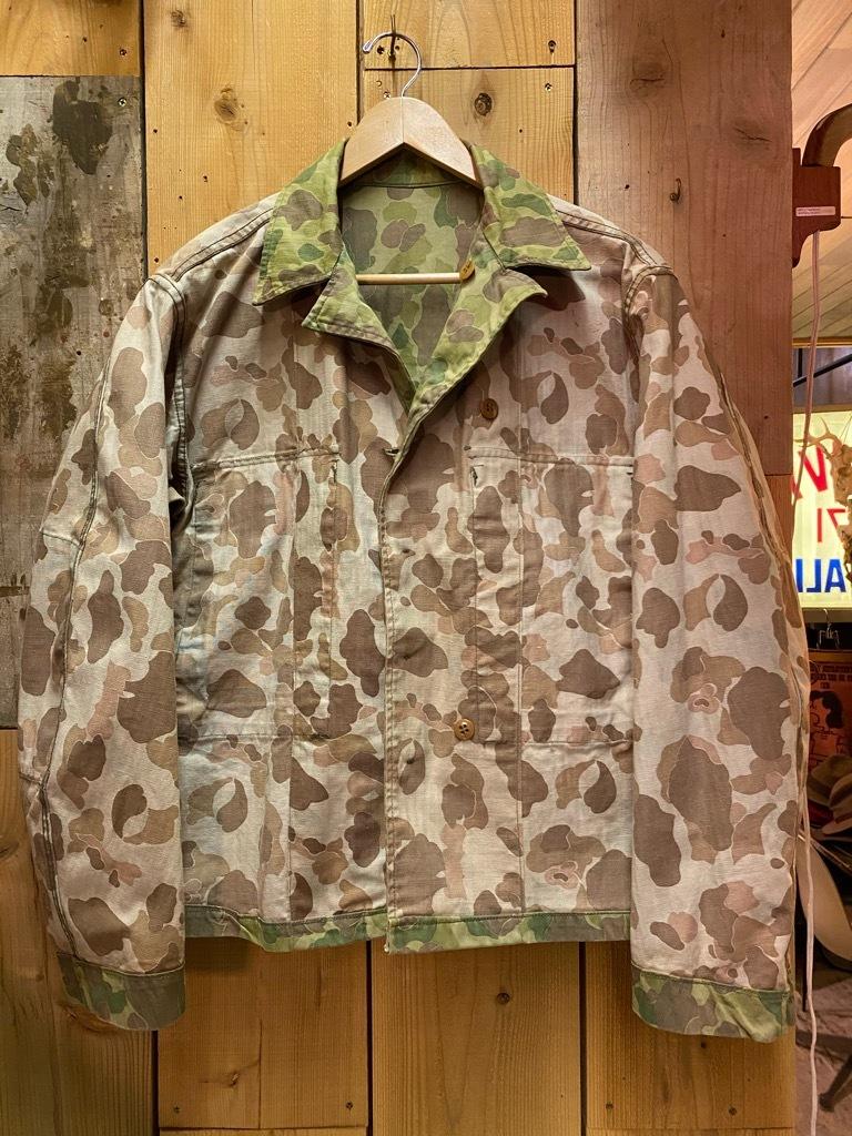 12月23日(水)マグネッツ大阪店Vintage入荷日!! #7 U.S.Army編!! M-43 Frogskin,HBT Combat, SpecialShirt,M-51 Fishtail,Ag_c0078587_02323334.jpg
