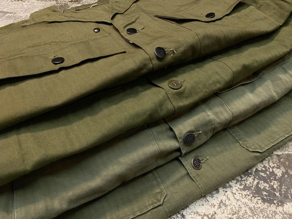 12月23日(水)マグネッツ大阪店Vintage入荷日!! #7 U.S.Army編!! M-43 Frogskin,HBT Combat, SpecialShirt,M-51 Fishtail,Ag_c0078587_02344122.jpg