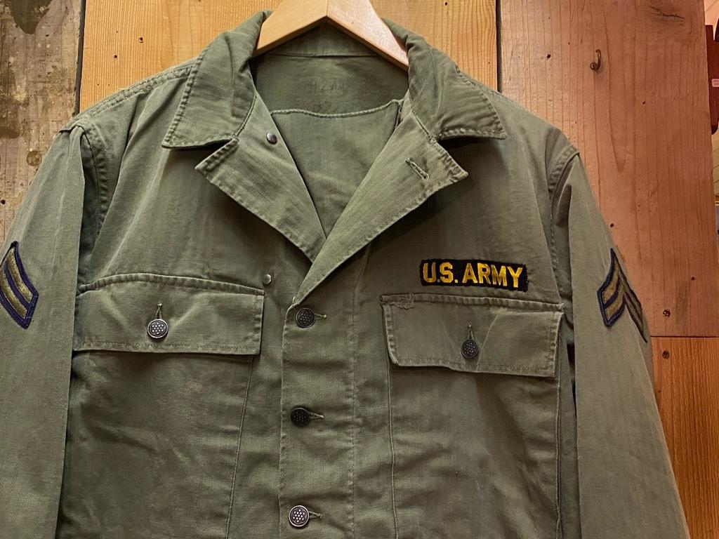 12月23日(水)マグネッツ大阪店Vintage入荷日!! #7 U.S.Army編!! M-43 Frogskin,HBT Combat, SpecialShirt,M-51 Fishtail,Ag_c0078587_02344763.jpg