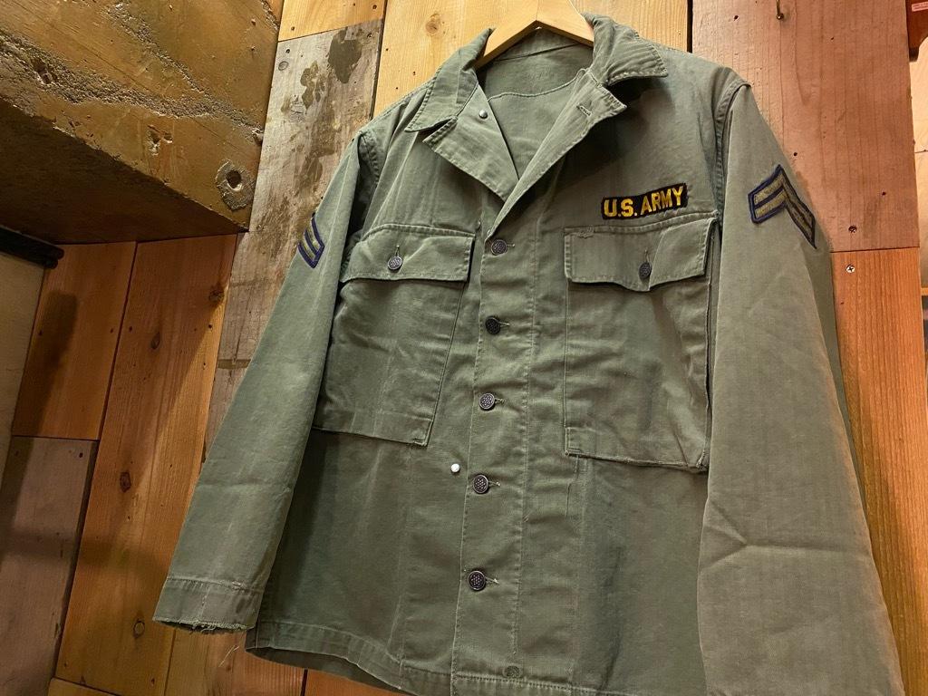 12月23日(水)マグネッツ大阪店Vintage入荷日!! #7 U.S.Army編!! M-43 Frogskin,HBT Combat, SpecialShirt,M-51 Fishtail,Ag_c0078587_02344933.jpg
