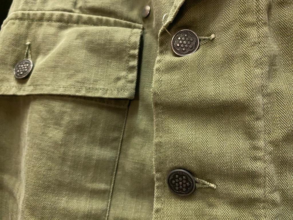 12月23日(水)マグネッツ大阪店Vintage入荷日!! #7 U.S.Army編!! M-43 Frogskin,HBT Combat, SpecialShirt,M-51 Fishtail,Ag_c0078587_02345261.jpg