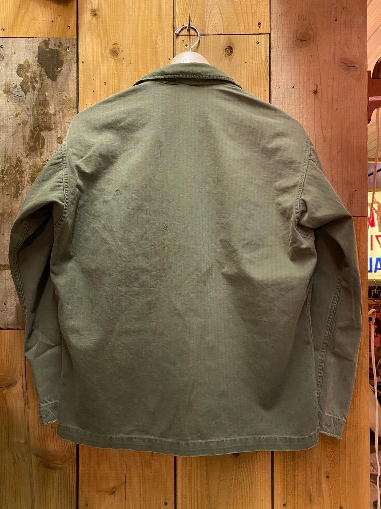 12月23日(水)マグネッツ大阪店Vintage入荷日!! #7 U.S.Army編!! M-43 Frogskin,HBT Combat, SpecialShirt,M-51 Fishtail,Ag_c0078587_02345652.jpg