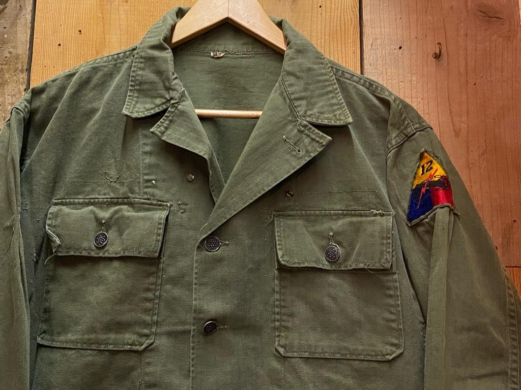 12月23日(水)マグネッツ大阪店Vintage入荷日!! #7 U.S.Army編!! M-43 Frogskin,HBT Combat, SpecialShirt,M-51 Fishtail,Ag_c0078587_02353277.jpg