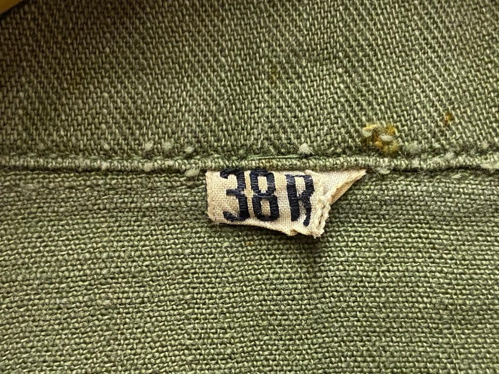 12月23日(水)マグネッツ大阪店Vintage入荷日!! #7 U.S.Army編!! M-43 Frogskin,HBT Combat, SpecialShirt,M-51 Fishtail,Ag_c0078587_02353535.jpg