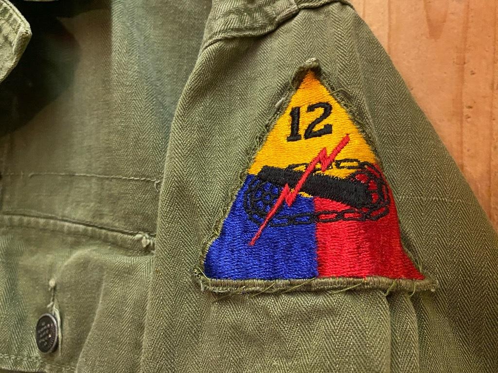 12月23日(水)マグネッツ大阪店Vintage入荷日!! #7 U.S.Army編!! M-43 Frogskin,HBT Combat, SpecialShirt,M-51 Fishtail,Ag_c0078587_02353751.jpg