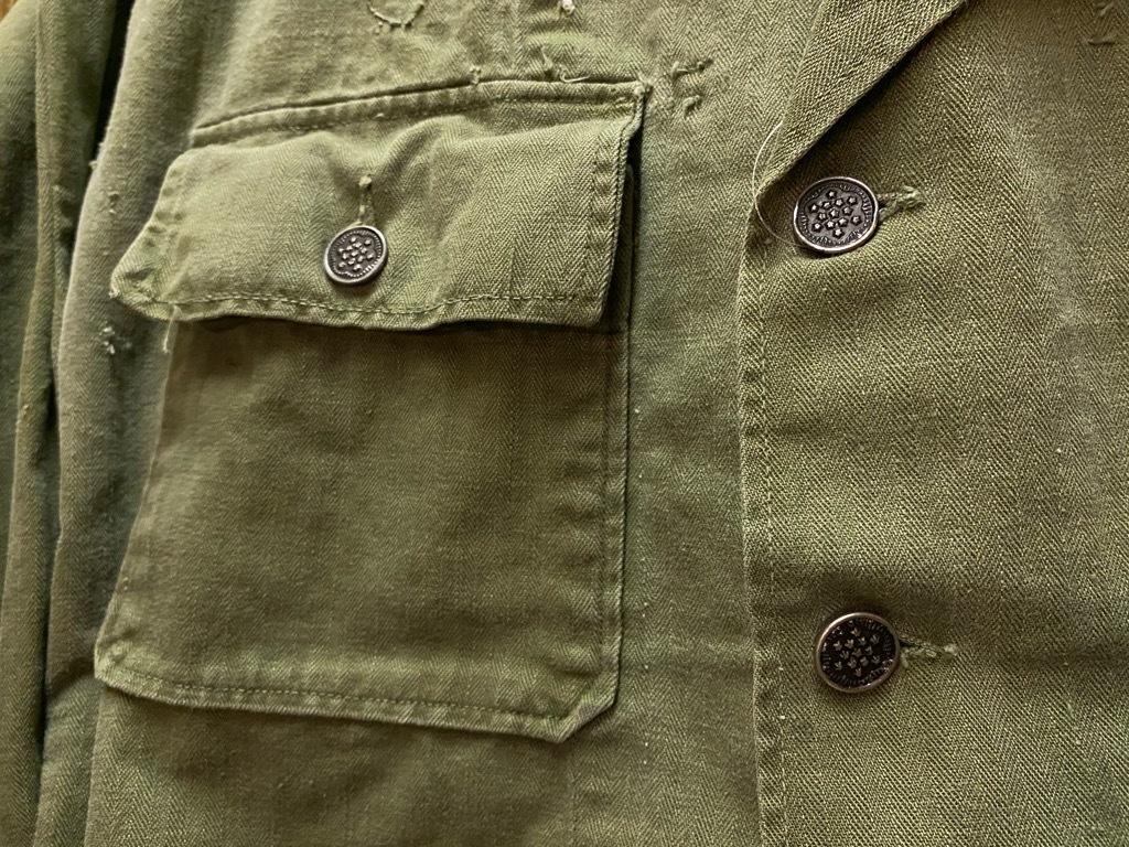 12月23日(水)マグネッツ大阪店Vintage入荷日!! #7 U.S.Army編!! M-43 Frogskin,HBT Combat, SpecialShirt,M-51 Fishtail,Ag_c0078587_02353818.jpg