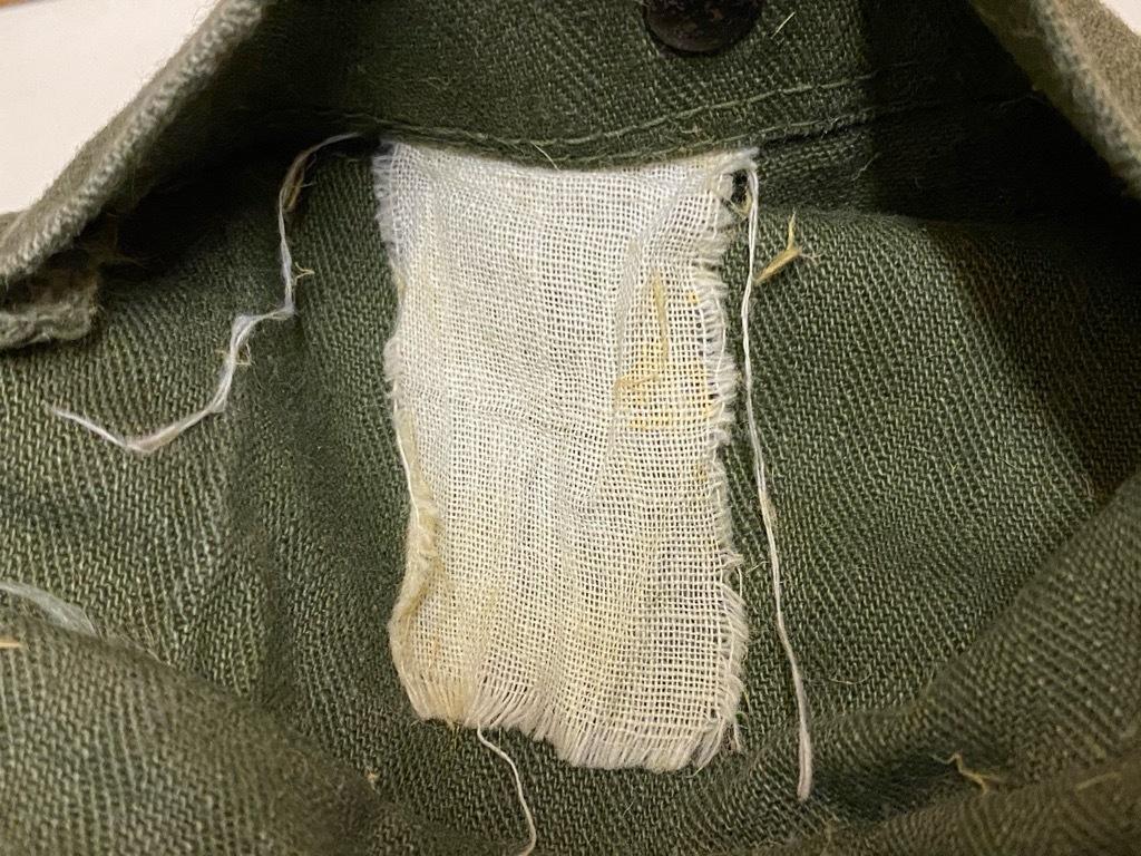 12月23日(水)マグネッツ大阪店Vintage入荷日!! #7 U.S.Army編!! M-43 Frogskin,HBT Combat, SpecialShirt,M-51 Fishtail,Ag_c0078587_02354049.jpg